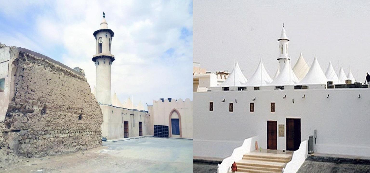 مسجد الجبري تحفة معمارية تفوح بعبق التاريخ