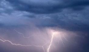 «الأرصاد» تنبه من هطول أمطار رعدية على منطقة الباحة