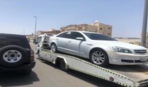 القبض على مُفحط البيضاء في المدينة المنورة