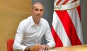 تمديد عقد مدرب أتلتيك بلباو الإسباني