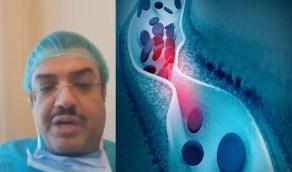 خالد النمر: لا تُهمل ارتفاع الكوليسترول فقد يتسبب في جلطة (فيديو)