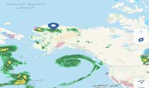 «الزعاق» : لن تغرب الشمس على ولاية آلاسكا إلا بعد 75 يومًا