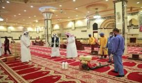 نجران تستعد لفتح المساجد