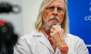 """بالفيديو.. طبيب فرنسي يثير الجدل باعلان نجاحه في علاج مرضى كورونا بعقار """"الكلوروكين"""""""