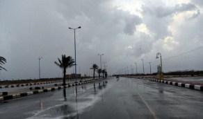 ارتفاع نسبي في درجة الحرارة وأمطار على بعض المناطق