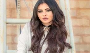 """بالفيديو ..""""مريم حسين"""" ترد على شائعات زواجها بالفنان عبدالله الطليحي"""