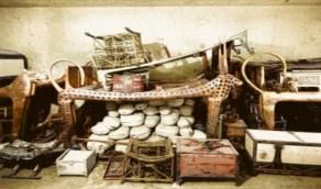 شاهد.. الصور الأولى لفتح مقبرة توت عنخ آمون