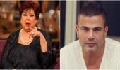 فيروس كورونا يلاحق عمرو دياب بسبب رجاء الجداوي