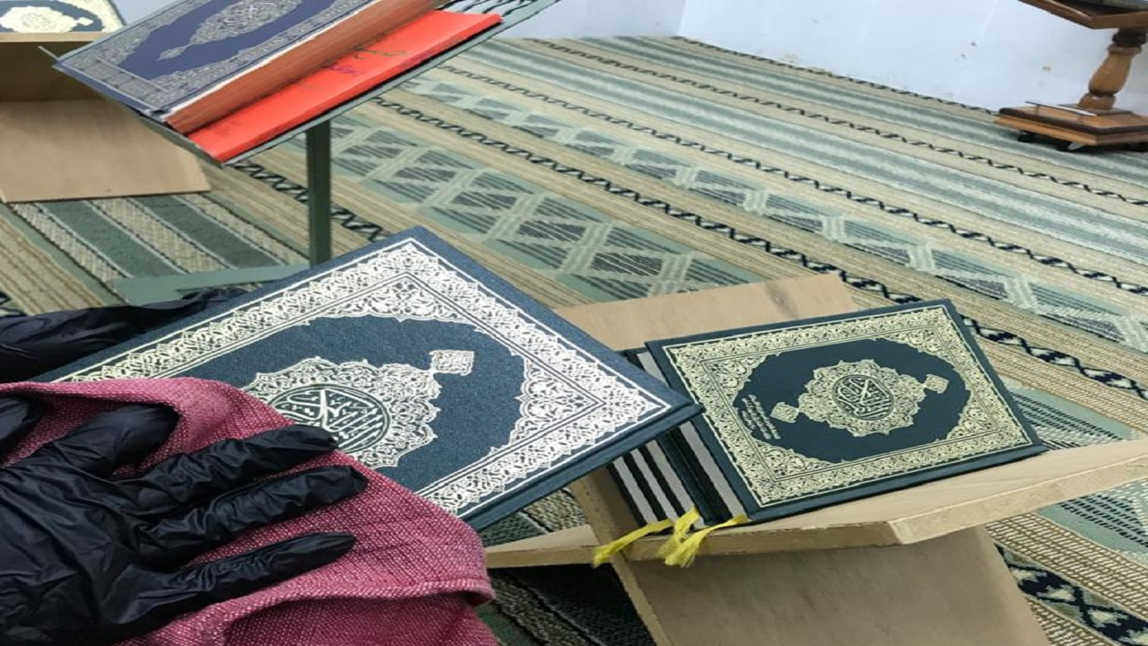 «مساجدنا عامرة» مبادرة تطوعية بلجنة شباب تنومة