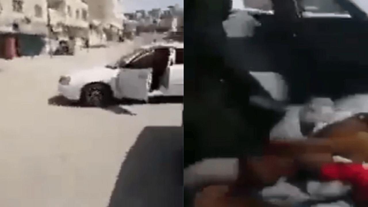 جدل واسع بعد وفاة طفلة داخل سيارة بسبب منع التجول(فيديو)