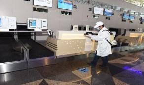 مطار الملك عبد العزيز الدولي يكمل استعداداته لبدء التشغيل التدريجي للرحلات الداخلية