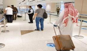 بالصور.. مطار الملك عبدالعزيز الدولي يبدأ اليوم التشغيل التدريجي لرحلاته الداخلية