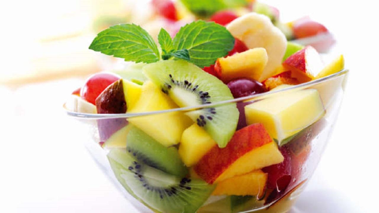 فوائد تناول الفاكهة قبل الطعام