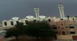 انقطاع التيار الكهربائي بمدينة الملك عبدالعزيز السكنية بخشم العان