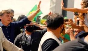 رئيس البرازيل يضرب بـ«كورونا» عرض الحائط من جديد بتصرف استفزازي