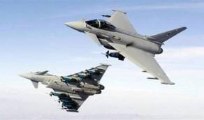 """مواجهة خطيرة بين مقاتلات روسية وطائرة أمريكية فوق مياه """"المتوسط"""""""
