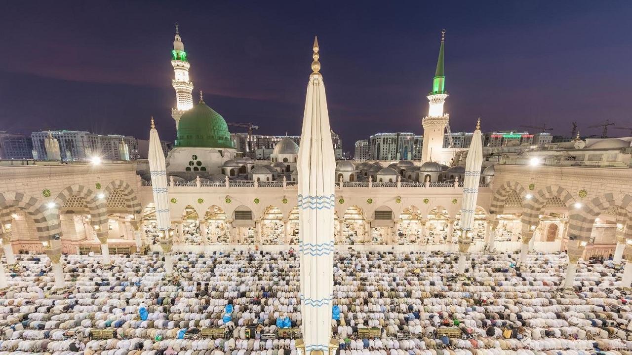 فتح المسجد النبوي تدريجيًا بدءًا من الأحد