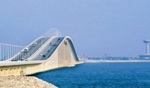 غياب العابرين عن جسر الملك فهد لأول مرة منذ افتتاحه