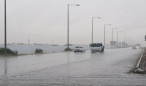 هطول أمطار على أجزاء متفرقة من ميسان
