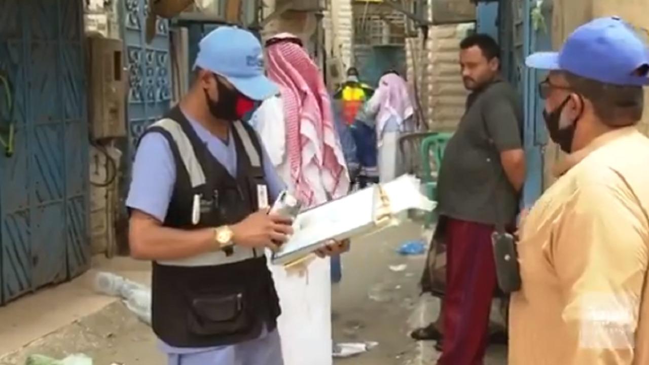 بالفيديو.. عمليات ضبط أمني لمخالفين لنظام الحد من التجمعات