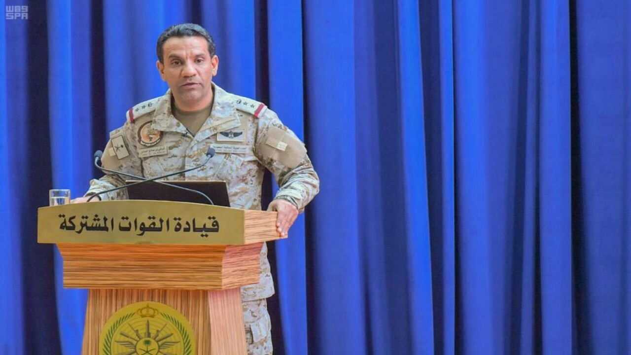 التحالف: 59 اختراقا حوثيا لوقف إطلاق النار خلال 24 ساعة