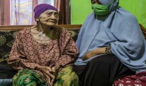 مسنة في سن الـ 100 تقهر فيروس كورونا