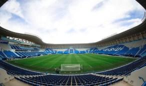 موعد حسم ملف ملعب جامعة الملك سعود