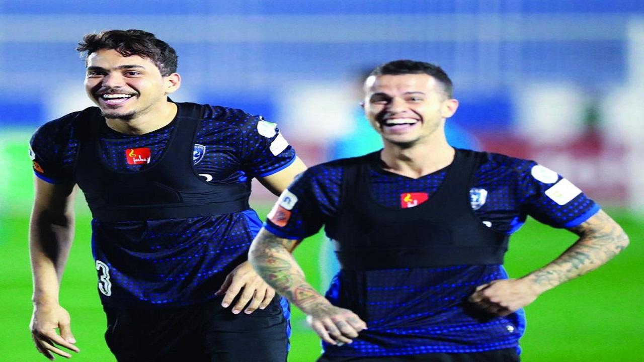 لاعب أخر يوجه صدمة للهلال ويتشجع للمغادرة بعد إدواردو