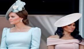جوارب الكلون تشعل الخلافات بين سيدات القصر الملكي البريطاني
