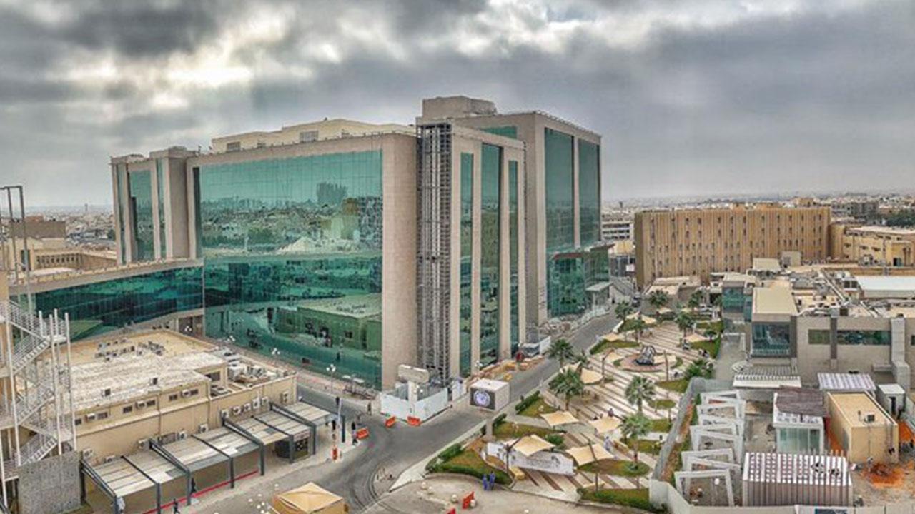 وظيفة شاغرة في مدينة الملك سعود الطبية