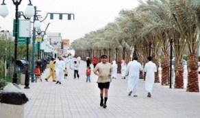 «توكلنا» يوضح ضوابط استخدام تصريح رياضة المشي