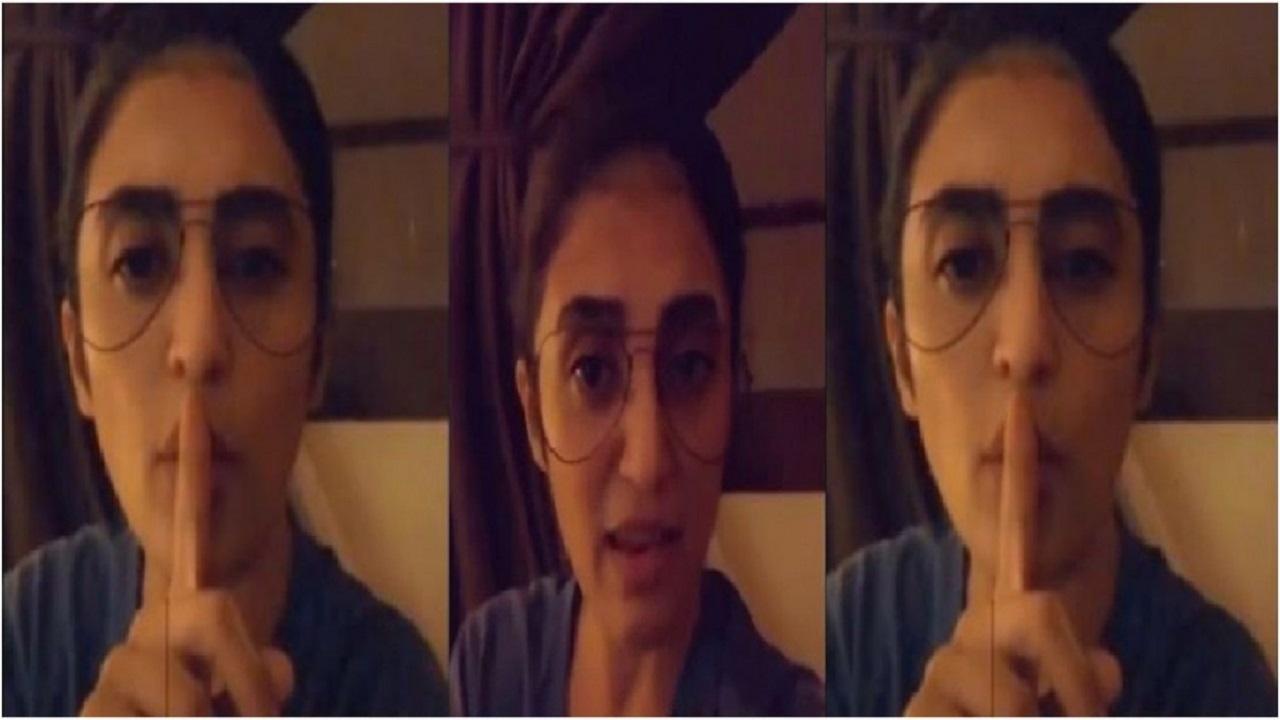 شاهد.. ريم الشمري تصدم الجميع بجنسية أمها بعد إساءتها للمصريين