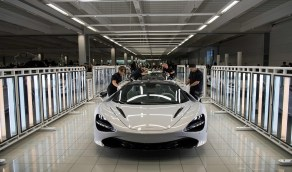 """أزمة اقتصادية تضرب """"ماكلارين للسيارات"""" وتدفعها لتسريح العاملين"""