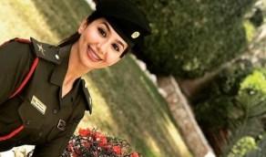 بالصور.. الفيروس يصيب أشهر طبيبة عراقية تحمل رتبة عسكرية