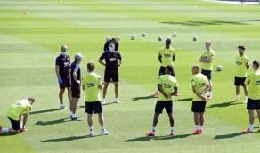 عودة التدريبات الجماعية في الدوري الإسباني