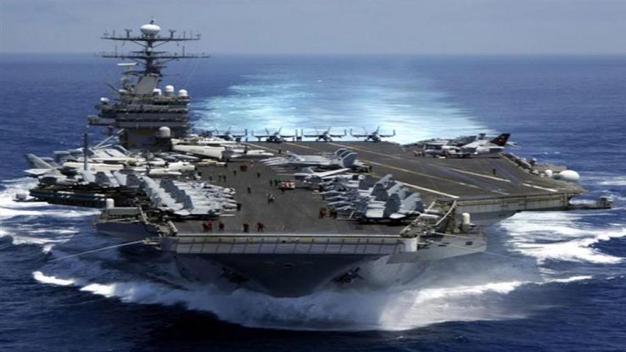 مقاتلات روسية تعترض طائرة أمريكية فوق البحر المتوسط