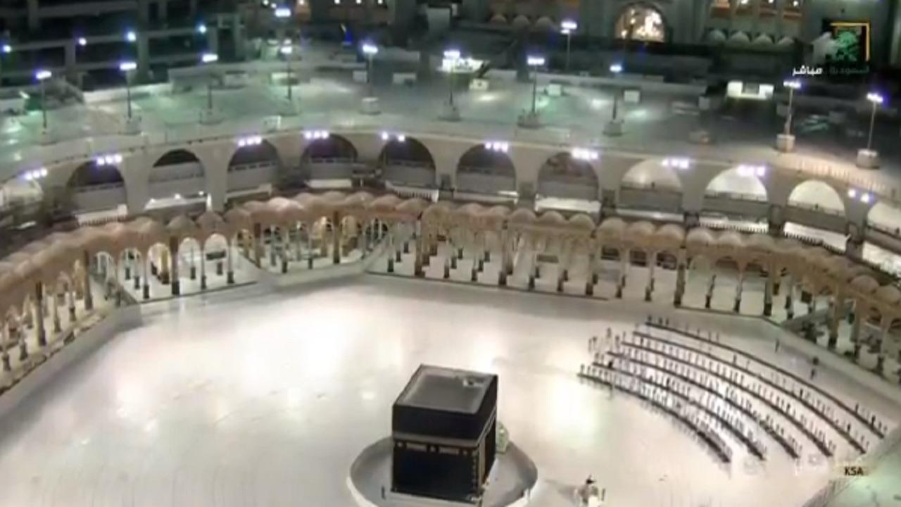 بالفيديو.. تلاوة خاشعة للشيخ عبدالله الجهني من المسجد الحرام