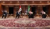 """وزير المالية العراقي يكشف عن اتفاق مع شركات سعودية للاستثمار في حقل غاز """"عكاز"""""""