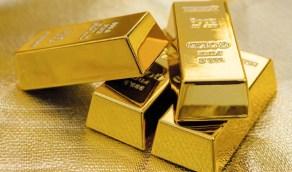 سعر الذهب في التعاملات الفورية ينخفض بنسبة 1.02%
