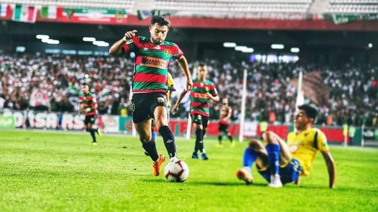 صانع ألعاب مولدية الجزائر يقترب من دوري المحترفين