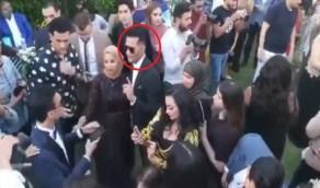 همجية في حفل زفاف شقيقة محمد رمضان تُنذر بكارثة بسبب كورونا (فيديو)