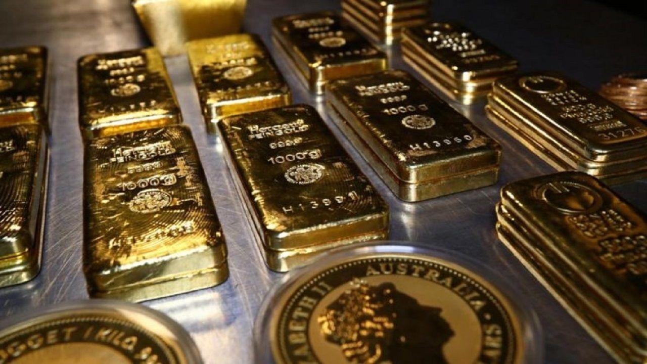 انخفاض أسعار الذهب في التعاملات الفورية