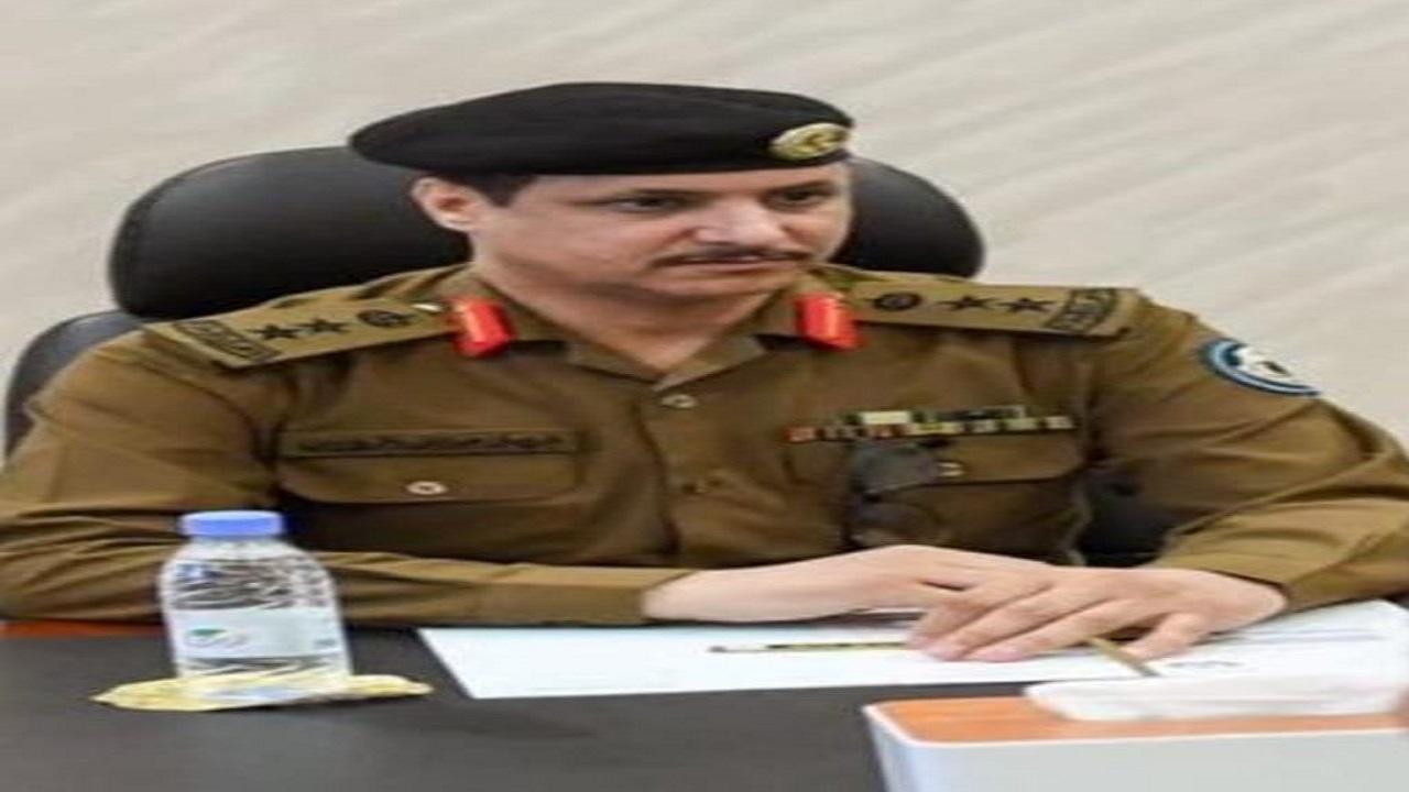 ترقية قائد القوة الخاصة لأمن الطرق بمنطقة الحدود الشمالية فيصل المطيري إلى رتبة عميد