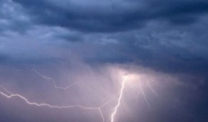 """""""الأرصاد"""": أمطار رعدية وأتربة مثارة على منطقة المدينة المنورة"""