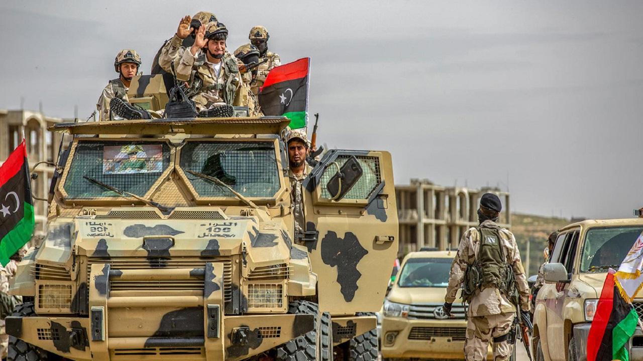 """عملية """" شهداء الجيش الليبي """" تكبد مرتزقة تركيا خسائر فادحة"""