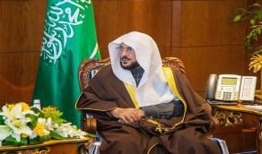 """وزير الشؤون الإسلامية يوجه بتخصيص خطبة الجمعة عن الإجراءات الاحترازية تجاه """"كورونا"""""""