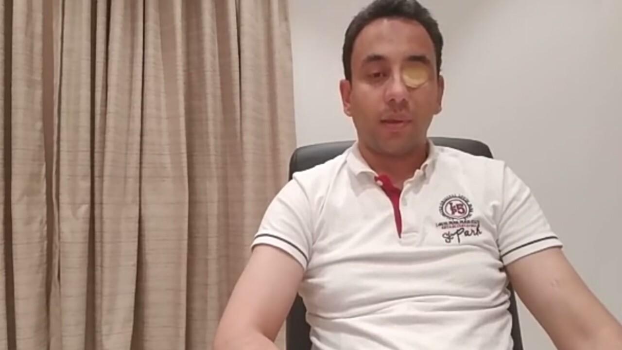 تفاصيل صادمة حول اقتلاع عين شاب في السجن (فيديو)