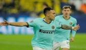 برشلونة يتوصل إلى اتفاق نهائي مع مهاجم إنتر ميلان