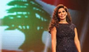 """إليسا تصف سياسيي لبنان بـ """" أنصاف الرجال """""""