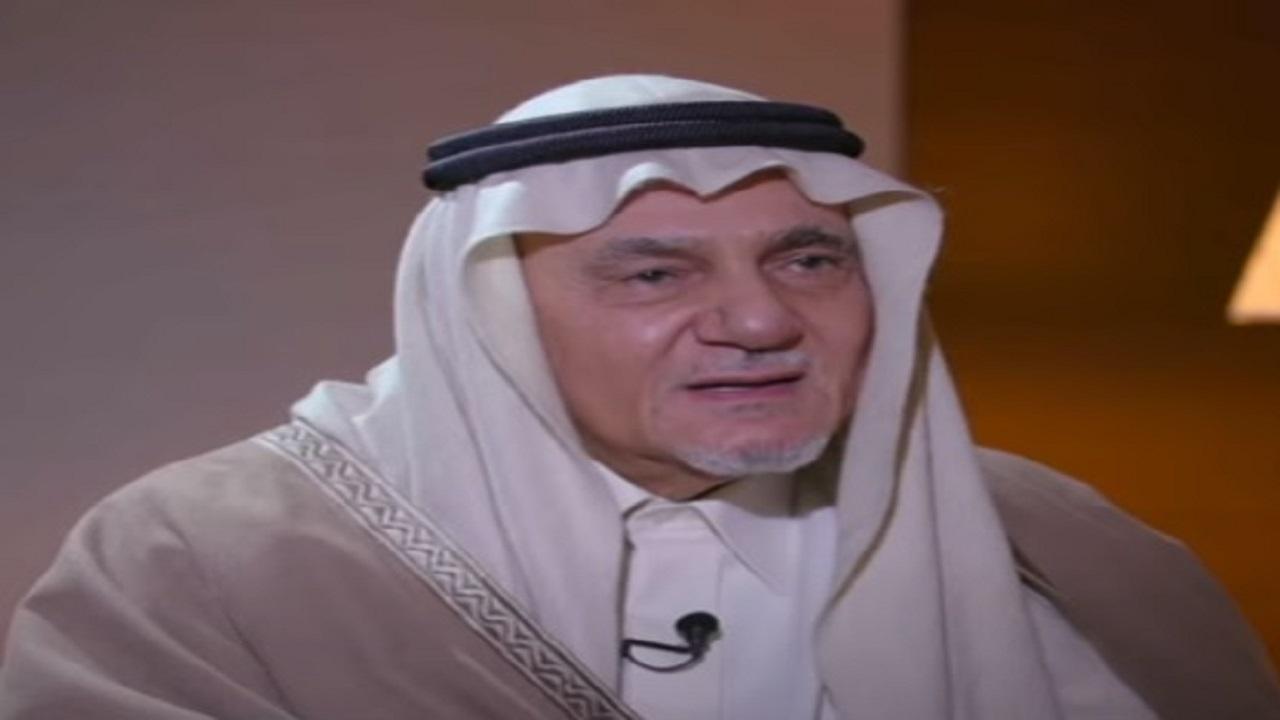 تركي الفيصل يكشف سبب صفع الملك فيصل لأحد العاملين بالقصر في نكسة 67 (فيديو)
